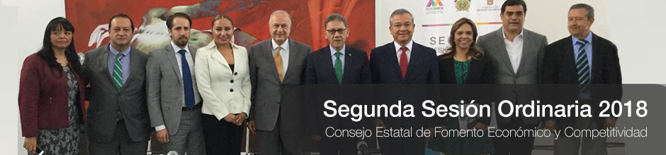 SEGUNDA SESIÓN ORDINARIA 2018