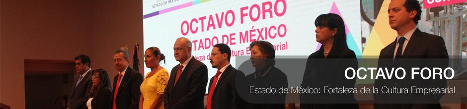 OCTAVO FORO ESTADO DE MÉXICO